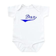 Dax Vintage (Blue) Infant Bodysuit