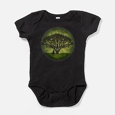 Cute Meditation Baby Bodysuit