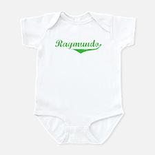 Raymundo Vintage (Green) Infant Bodysuit