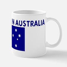 LIFE IS BETTER IN AUSTRALIA Mug