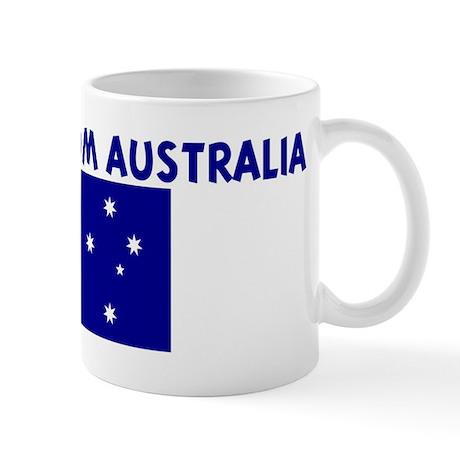 IMPORTED FROM AUSTRALIA Mug