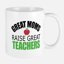 Moms Raise Teachers Mug