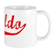 Oswaldo Vintage (Red) Coffee Mug