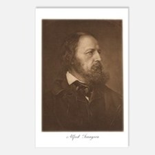 Tennyson Postcards (Package of 8)