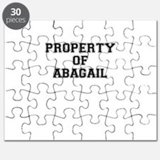 Property of ABAGAIL Puzzle