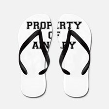 Property of AINSLEY Flip Flops
