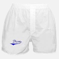 Deon Vintage (Blue) Boxer Shorts