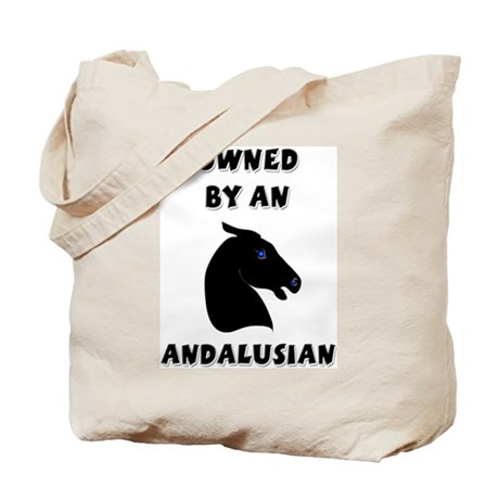 Owned by an Andalusian Tote Bag