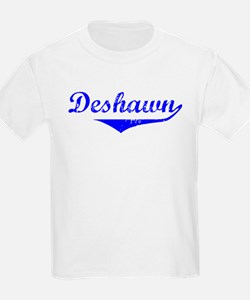 Deshawn Vintage (Blue) T-Shirt