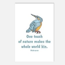 Shakespeare Nature & Peace Quote Postcards (Packag