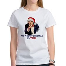 Recruiting for Christmas Tee