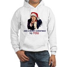 Recruiting for Christmas Hoodie