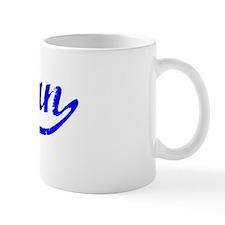 Devan Vintage (Blue) Mug