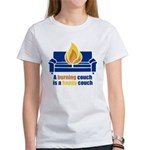 Happy Couch Women's T-Shirt