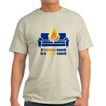Happy Couch Light T-Shirt