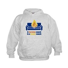 Happy Couch Hoodie
