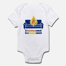 Happy Couch Infant Bodysuit