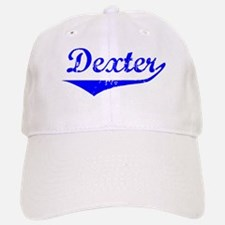 Dexter Vintage (Blue) Baseball Baseball Cap