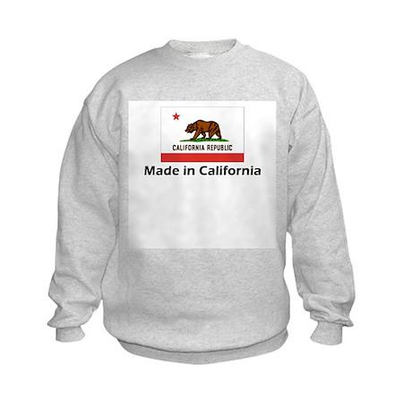 Made in California Kids Sweatshirt