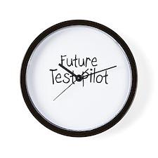 Future Test Pilot Wall Clock