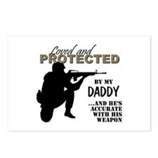 Unique Navy dad Postcards (Package of 8)