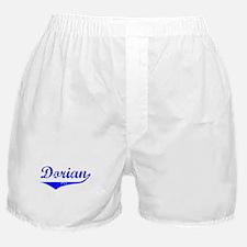 Dorian Vintage (Blue) Boxer Shorts