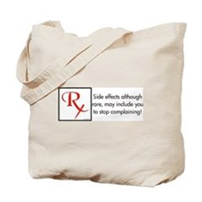 Complaining Tote Bag