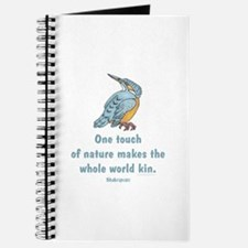 Shakespear Nature & Peace Quo Journal