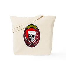 Pirate Christmas Tote Bag