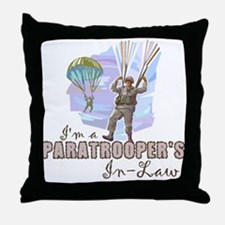 Unique Navy daughter in law Throw Pillow