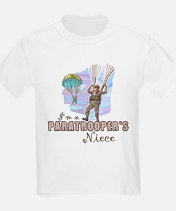 Paratroopers Niece T-Shirt