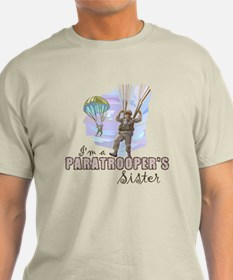 Paratroopers Sister T-Shirt