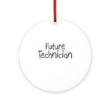 Future Technician Ornament (Round)