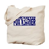 Smooth fox terrier bag Bags & Totes