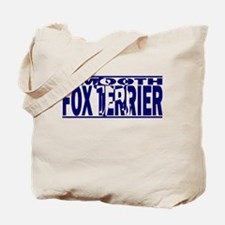Hidden Smooth Fox Terrier Tote Bag