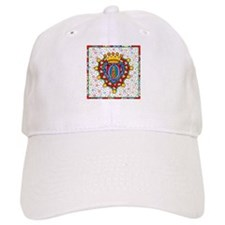 Guadalupe Crown Milagro Baseball Cap