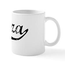 Hamza Vintage (Black) Coffee Mug