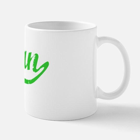 Rohan Vintage (Green) Mug