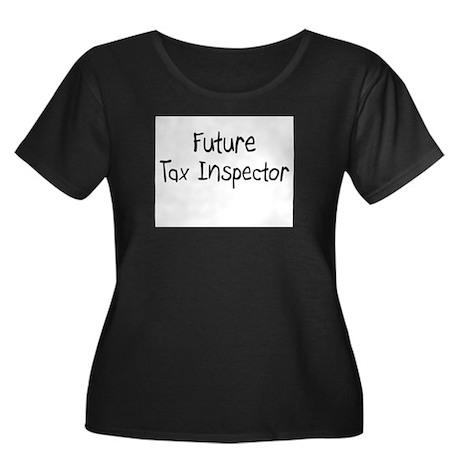 Future Tax Inspector Women's Plus Size Scoop Neck