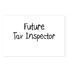 Future Tax Inspector Postcards (Package of 8)