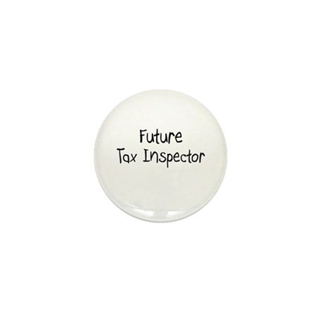 Future Tax Inspector Mini Button (10 pack)