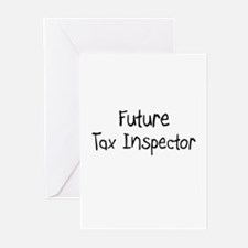 Future Tax Inspector Greeting Cards (Pk of 10)