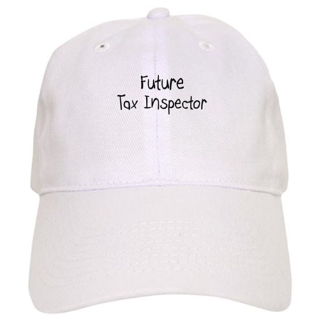 Future Tax Inspector Cap