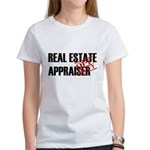 Off Duty Real Estate Appraise Women's T-Shirt