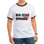 Off Duty Real Estate Appraise Ringer T