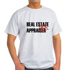 Off Duty Real Estate Appraise T-Shirt