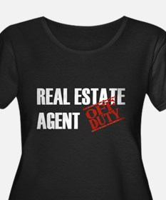 Off Duty Real Estate Agent T