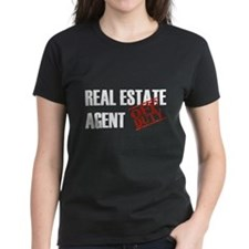 Off Duty Real Estate Agent Tee