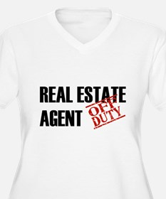 Off Duty Real Estate Agent T-Shirt