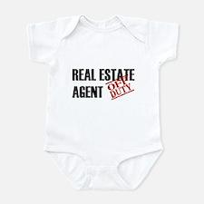 Off Duty Real Estate Agent Infant Bodysuit